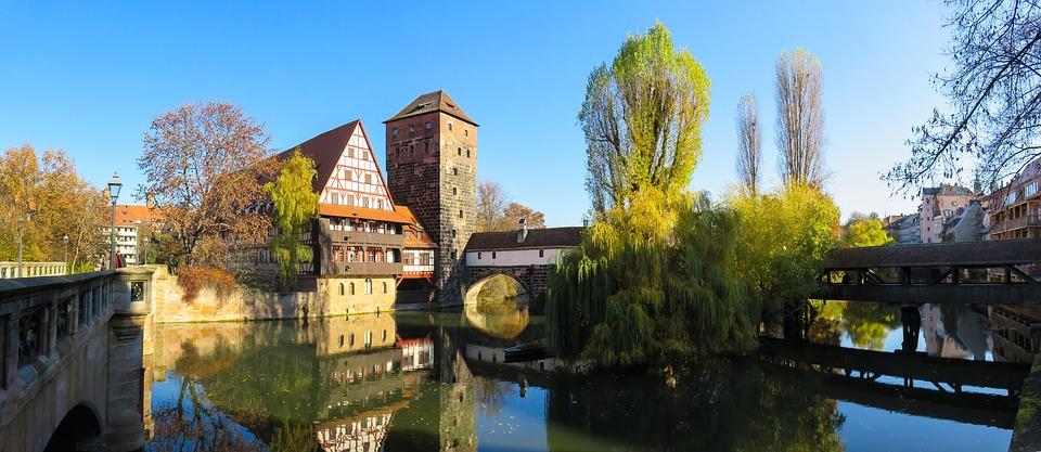 Nürnberg látnivalók
