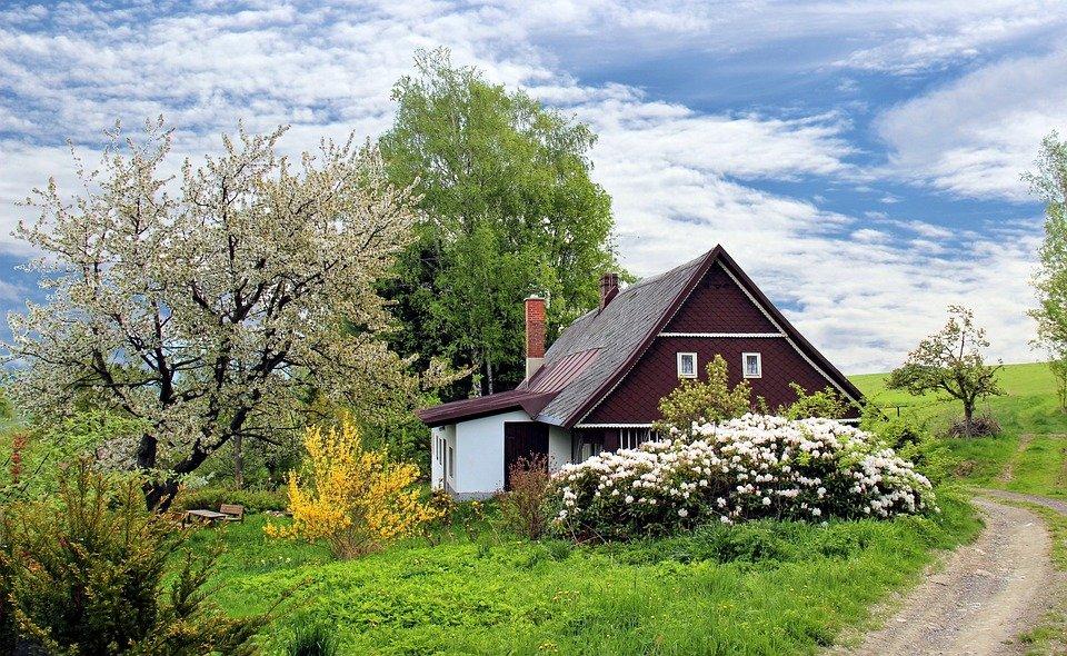kertes ház