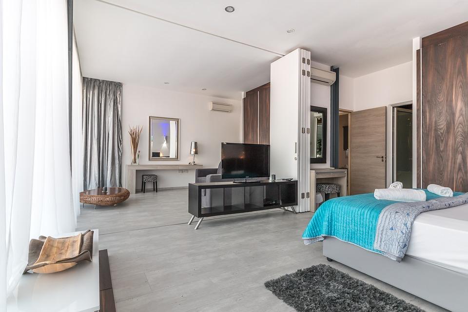 luxushálószoba